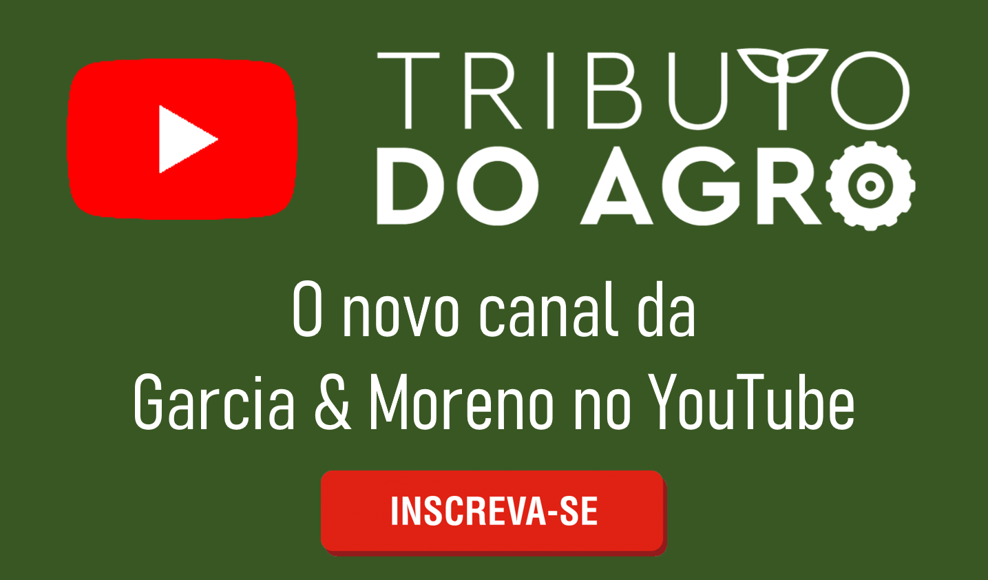 Banner Tributo do Agro